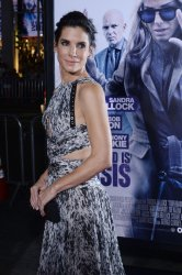 "Sandra Bullock attends ""Our Brand Is Crisis"" premiere in Los Angeles"