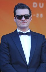 Orlando Bloom attends the Cannes Film Festival