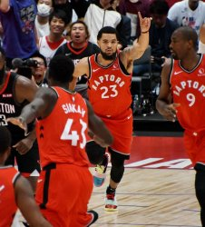 NBA Japan Games, Toronto Raptors vs Houston Rockets