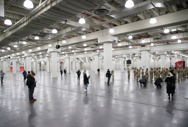 Javits Center to be turned into hospitals for COVID-19 in New York