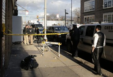 Shooting left a police officer and five others dead in Jersey City