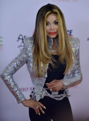 LaToya Jackson attends Race to Erase MS gala in Beverly Hills
