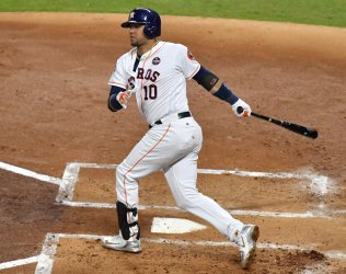 Astros Gurriel suspended five games next season in the World Series