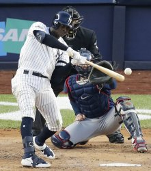 Yankees play Twins in ALDS at Yankee Stadium
