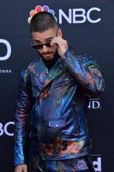 Maluma attends the 2019 Billboard Music Awards in Las Vegas