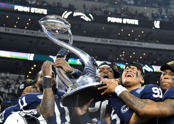Penn States beats Mephis 53-39 in the Cotton Bowl
