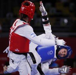 Taekwondo at the Tokyo Olympics