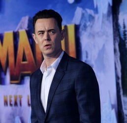 """Colin Hanks attends the """"Jumanji: The Next Level"""" premiere in Los Angeles"""