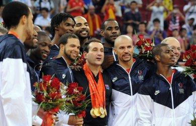 Men's Basketball at 2008 Summer Olympics in Beijing