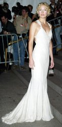 """Costume Institute's Spring 2003 """"Goddess"""" Exhibition and Gala"""