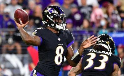 Baltimore Ravens vs. Indianapolis Colts