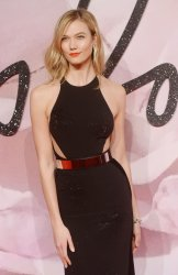 Karlie Kloss at The Fashion Awards in London