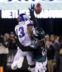 Eagles Ronald Darby defends New York Giants Odell Beckham