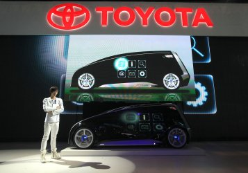 The China Auto Fair opens in Beijing
