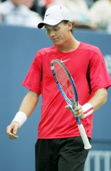 BLAKE VS BERDYCH AT THE US OPEN