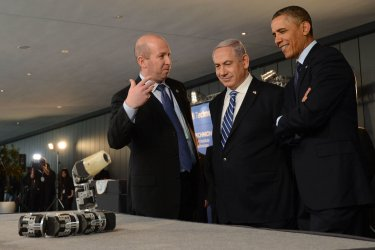 Obama is Welcomed on his Visit to Israel and the Middle East