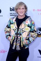 Logan Paul attends the Billboard Music Awards in Las Vegas