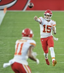 Kansas City Chiefs vs Tampa Bay Buccaneers in Tampa