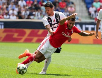 Benfica vs Juventus at the International Champions Cup