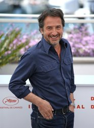 Edouard Baer attends the Cannes Film Festival