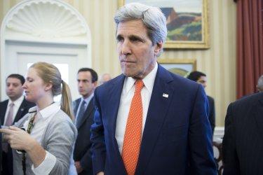 Obama Meets With Israeli Prime Minister Benjamin Netanyahu