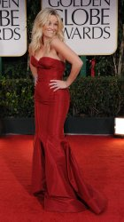 Reese Witherspoon arrives at the 69th annual Golden Globe Awards in Beverly Hills, California