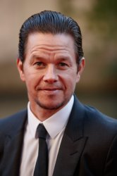 Mark Wahlberg arrives at the Transformers The Last Knight premiere