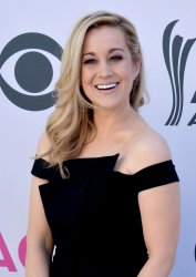 Kellie Pickler attends the 52nd annual Academy of Country Music Awards in Las Vegas