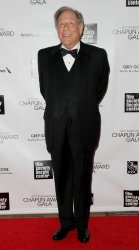 George Segal attends the 40th Annual Chaplin Award Gala in New York