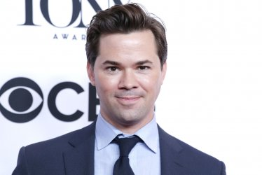 Andrew Rannells at 2017 Tony Awards Meet The Nominees