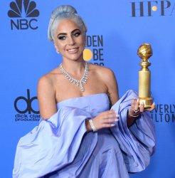 Lady Gaga wins award at Golden Globes
