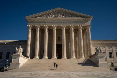 Scenes Of The Supreme Court
