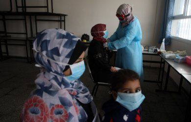 Examine And isolate Potential Victims of the Covid-19 Coronavirus in Gaza