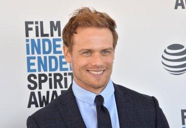 Sam Heughan attends Film Independent Spirit Awards in Santa Monica
