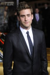 "Oliver Jackson-Cohen attends the premiere of the film ""Faster"" in Los Angeles"