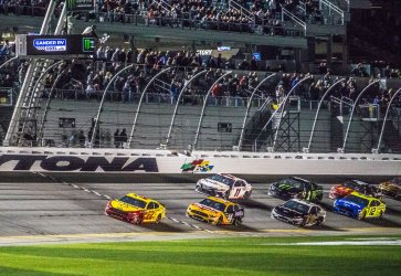 2019 Gander RV Duel at Daytona 2