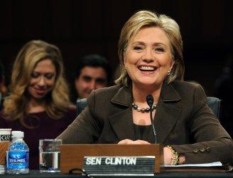 Hillary Clinton testifies at Secretary of State confirmation hearing in Washington