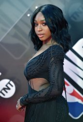Normani attends the 2018 NBA Awards