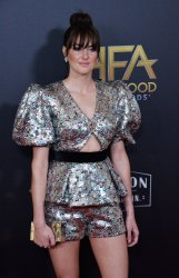 Shailene Woodley attends the 22nd annual Hollywood Film Awards in Beverly Hills