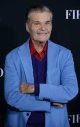 "Fred Willard attends the ""Fifty Shades of Black"" premiere in Los Angeles"