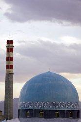 Iran's President Mahmoud Ahmadinejad visits Isfahan Uranium Conversion Facility (UCF)