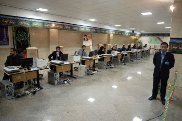 Candidates register for Iran's upcoming presidential election in Tehran