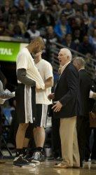 San Antonio Spurs vs Denver Nuggets