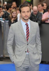 "Logan Marshall-Green attends the UK Premiere of ""Prometheus"" in London."