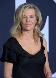 """Kim Basinger attends the """"Fifty Shades Darker"""" premiere in Los Angeles"""