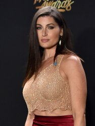 Trace Lysette attends the 2017 MTV Movie & TV Awards in Los Angeles