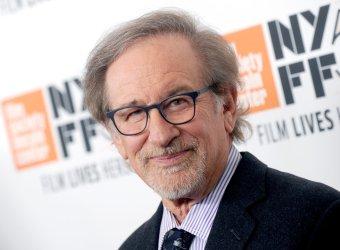 Steven Spielberg at the NYFF screening of 'Spielberg'