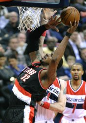 Portland Trail Blazers vs Washington Wizards in Washington, D.C.