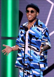 Anderson .Paak onstage during the 19th annual BET Awards in Los Angeles