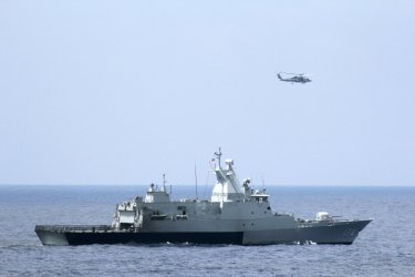 Search for Missing Malaysian Airline Continues